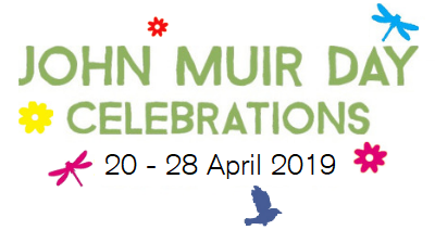 John Muir Day Celebrations logo