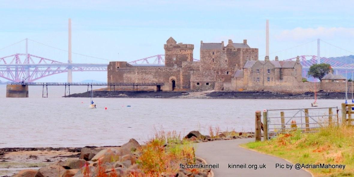 Blackness Castle.